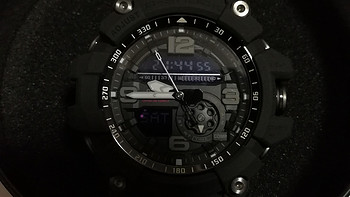 CASIO 卡西欧 G-SHOCK 35 周年「Big Bang Black」别注腕表系列之GG-1035A-1AJR 简单开箱