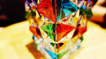 #原创新人#一不小心被推入坑—意大利 ZECCHIN 穆拉诺 高端彩绘玻璃威士忌水晶瓶 晒单+小杂记