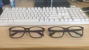 雷朋镜架+蔡司镜片(驾驶型 和 数码型)+蔡司配镜心得