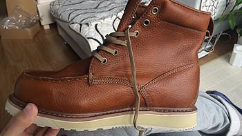 #原创新人#Timberland 添柏岚 PRO 53009 男士短靴晒单及尺码分享