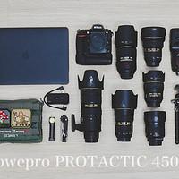 金刚护体 — Lowepro 乐摄宝 PROTACTIC 450 AW 2017限量版迷彩色摄影包