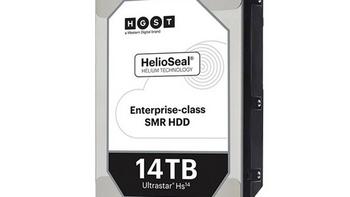 14TB容量:WD 西部数据 发布 HGST Ultrastar Hs14系列 机械硬盘