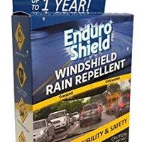 EnduroShield 汽车玻璃防雨剂(雨敌)  使用评测及跳刮问题解决心得