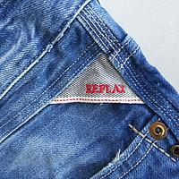 久坐族的选择—REPLAY Newbill MA955 .000.647 568 男士修身直筒牛仔裤晒物