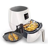 炸鸡翅炸薯条的好帮手—Philips 飞利浦 HD9232 空气炸锅 开箱