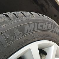#晒单大赛#静得出奇—大众速腾首次更换  Michelin 米其林 韧悦XM2 轮胎记