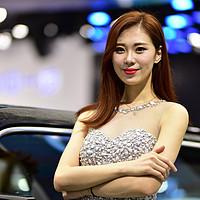#原创新人#2017年广州国际车展:用适马35mm看车,用适马85mm看人