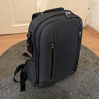 #本站首晒#难得的秀气款--TUMI Arrivé Logan Backpack双肩背包 开箱晒单