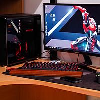 Huden瞎搞事 篇四:MATX也要为所欲为!!全AMD信仰装机
