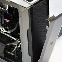 #原创新人#关键字:性冷淡,显卡机箱双至尊金属管分体水冷装机