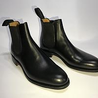 鞋子买买买 篇二:北安普顿产的女鞋—Cheaney Clara Ladies Chelsea Boot 切尔西靴 晒单