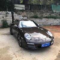 #原创新人#本站首晒#Porsche 保时捷 2011款 911纪念版 使用评测