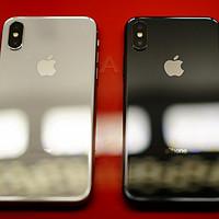 #晒单大赛#黑白配:APPLE 苹果  iPhone X及周边