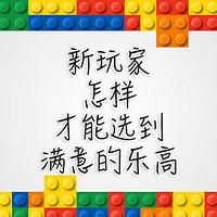 双十二买买买#砖块的世界太复杂?教你挑到满意的乐高套装!