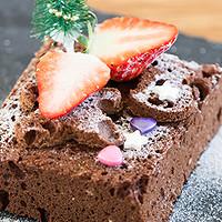 烘焙的那些美好时光 篇二十八:还要什么烤箱?3分钟用微波炉就能做好一款圣诞蛋糕