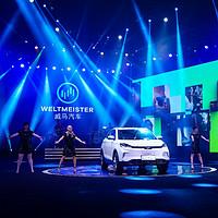 威马汽车品牌发布