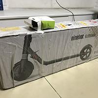 测评没有告诉我们的事情:Ninebot 九号 ES2运动版 电动滑板车 使用感受