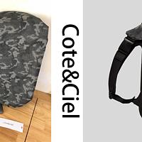 #原创新人# Cote&Ciel Nile 灰色迷彩包 开箱分享