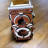 我是如何把一小时的工作搞成3天的—WOODSUM 木质胶卷相机 血泪拼装经历