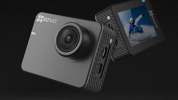 #本站首晒# EZVIZ 萤石 S2运动相机 开箱