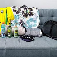玩转健身房 篇一:2018新年健身包准备指南 | What's in your gym bag?