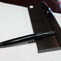 烧笔进行时 篇二:烧笔进行时—Sailor 写乐 大型21K 镀铬 3048 M尖 钢笔 开箱简评