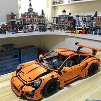 LEGO 乐高 42056 保时捷911 动力化改装+sbrick蓝牙遥控说明