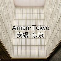 人在旅途,酒店游记 篇四十:凌空于市的和风奢华—Aman Tokyo 安缦·东京