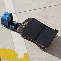 太阳能的小应用 篇二:不用电池不充电,DIY太阳能遥控车