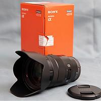 Sony 索尼 E PZ 18-105MM F4 G OSS 镜头 开箱及使用感受