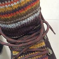 我的2018年第一双靴子就这样开晒了—Skechers 斯凯奇 Bobs Alpine 运动鞋 开箱