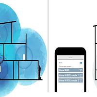 打造小别墅的智慧家居! 篇九:升级无线Mesh网状网络