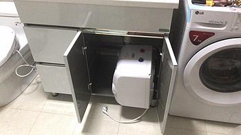 阿里斯顿 AC10BE1.5 小厨宝使用总结(加热速度|安装)
