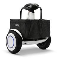 买菜置物小跟班:MIJIA 米家 发布 九号平衡车Plus 载物筐