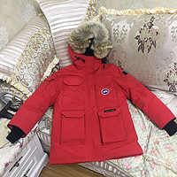 CANADA GOOSE 加拿大鹅女士 Expedition Parka 系列羽绒服