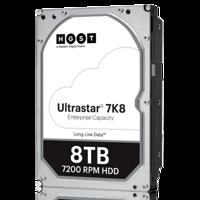 应对大数据时代:WD 西部数据 推出 全新Ultrastar®7K系列大容量硬盘