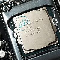 PC折腾之路 篇六:#本站首晒#不满千的Intel 英特尔 i3-8100 CPU 配合ASRock 华擎 H110 主板有多强,我来告诉你