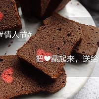 """给你一颗小""""心""""机的满足—红心心磅蛋糕 制作详解"""