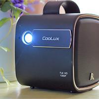 1080P+AR定制音响?COOLUX 酷乐视 R4S 投影机 使用体验