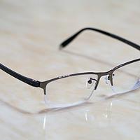 网上配镜经验:关于可得眼镜网和品牌:HAN