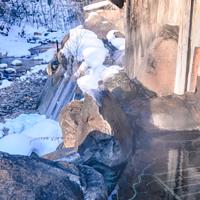 雪国日本怎能少了秘境温泉?