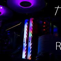 DEEPCOOL 九州风神 魔环 RGB风扇套装 :灯效联动优选之一