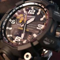 人生第一块户外表—CASIO 卡西欧 G-SHOCK系列 男款运动腕表