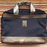 不油腻的大叔的包们 篇五:LONGCHAMP Boxford 公文包 使用评测