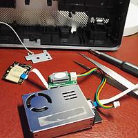 #剁主计划-长沙#拆机:从传感器的角度说说PHICOMM 斐讯 M1 空气检测仪值不值得买