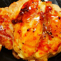 #原创新人#2分钟1种调料1个电饼铛,不放一滴油搞定美味低脂爆汁肉