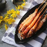 #剁主计划-佛山#烤箱买来吃灰了?教你一道简单的烤箱菜,把烤箱用起来:盐烤虾