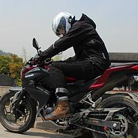 400多元的国产骑行裤值不值得一剁? Scoyco 赛羽 机车牛仔裤 开箱评测