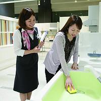 在日本选择的人在不断增加!人造石水槽的秘密