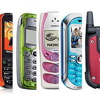 拒绝雷同!老品牌手机集合,评颜色好看、有特色的手机